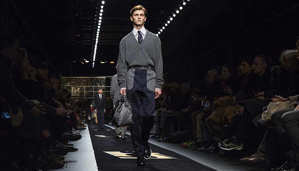 Milano Fashion Week Men's in Limousine